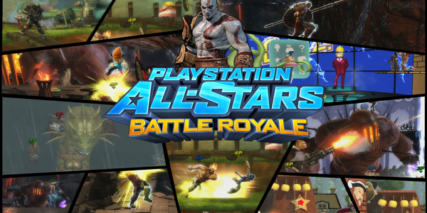 Vidéo Test : PlayStation All-Stars Battle Royale (PS3)