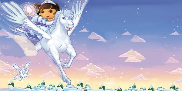 Record de ventes pour dora sauve la princesse des neiges actualites hightech jeux video cinema - Dora princesse des neiges ...