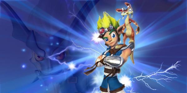 Jak & Daxter : The Trilogy (PS Vita)