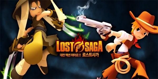 Le site officiel de Lost Saga est désormais ouvert !
