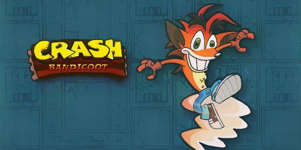Retro #19 – Crash Bandicoot !