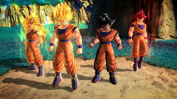 Vidéo Test : Dragon Ball Z – Battle of Z (360)