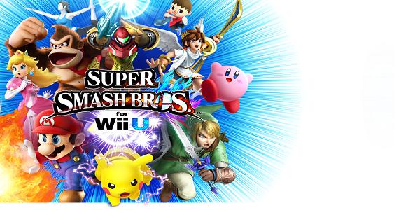 TENTEZ DE GAGNER SUPER SMASH BROS SUR Wii U AVEC LE CONCOURS MARIO KART 8 !