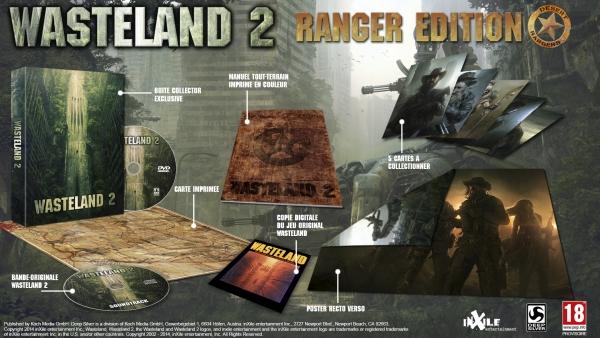 Wasteland 2 – Disponible le 19 septembre en version physique en France