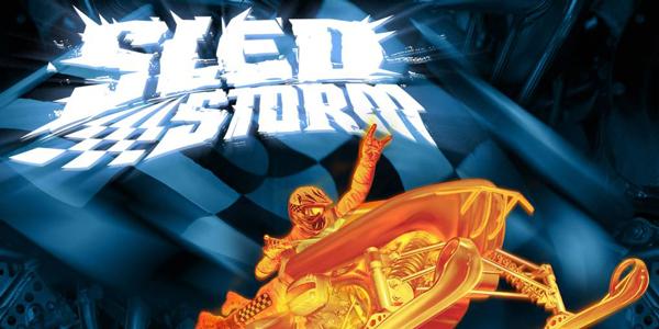 Retro #32 – Sled Storm