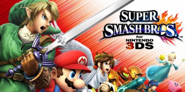 Super Smash Bros for Nintendo 3DS s'est vendu à plus de 2.8 millions d'exemplaires !