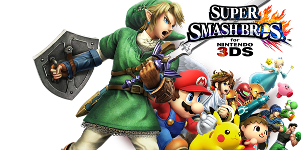 Suivez en direct du Paris Games Week le Championnat de France Super Smash Bros !