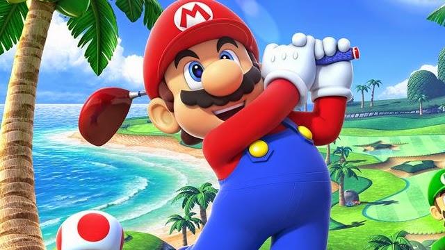 Mario Golf CeX