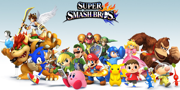 Cloud, Bayonetta et Corrin dans Super Smash Bros !