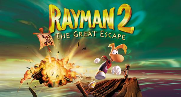 Retro #43 – Rayman 2 : The Great Escape