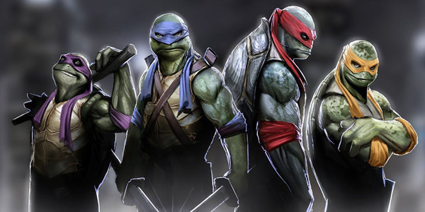 Teenage Mutant Turtles : Des Mutants à Manhattan