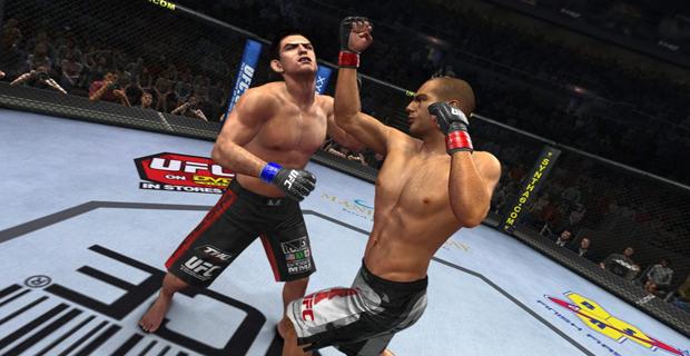 Les légendes de l'Octagon débarquent dans EA Sports UFC !