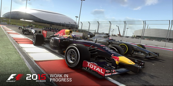TEST – F1 2015 – XBOX One / PS4 / PC