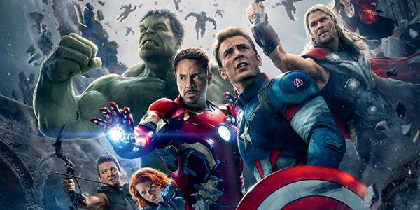 The Avengers L'Ère d'Ultron