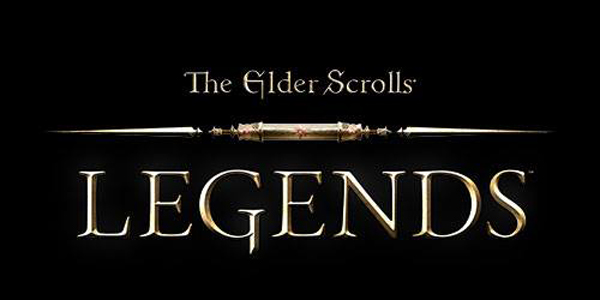The Elder Scrolls : Legends - The Elder Scrolls: Legends