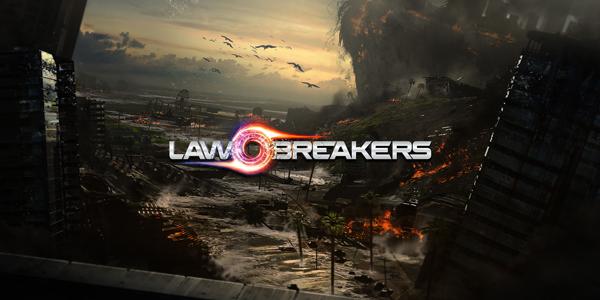 LawBreakers s'invite sur Playstation 4 !