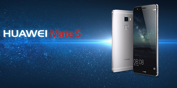 Huawei dévoile le Mate S !
