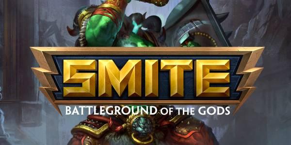 SMITE : le nouveau dieu Raijin fait son entrée !