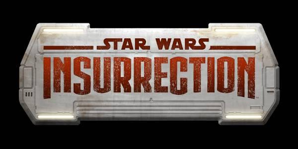 Star Wars insurrection Logo