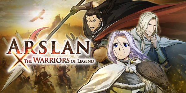 TEST – Arslan : The Warriors of Legend – PS4