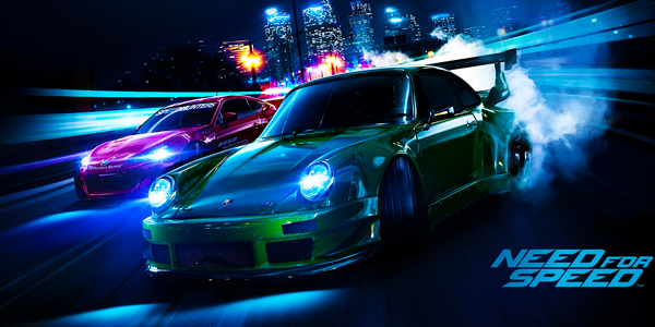 Need For Speed – Découverte de la mise à jour !