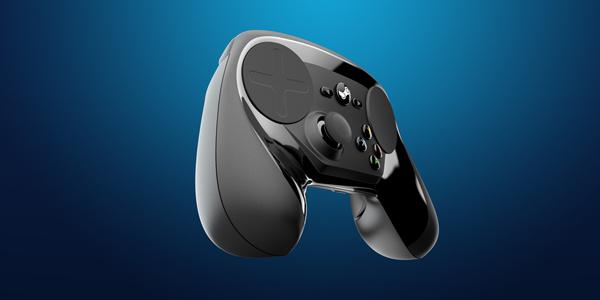 Présentation du Steam Controller !