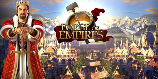 Forge of Empires fête ses 5 ans !