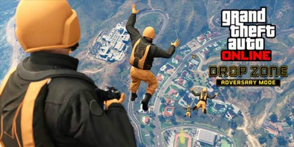 GTA Online Drop Zone