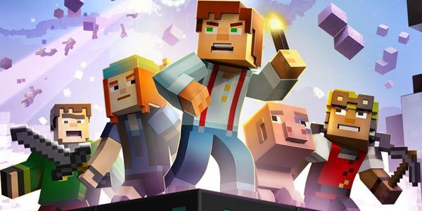 Minecraft : Story Mode - Minecraft: Story Mode