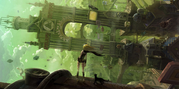 On a testé Gravity Rush 2 sur PS4 !