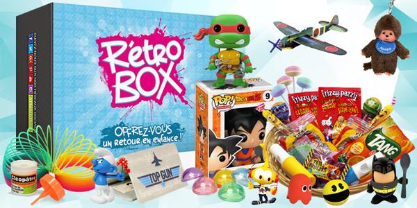 Box-Rétro