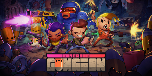 Enter the Gungeon arrive le 18 décembre sur Nintendo Switch !