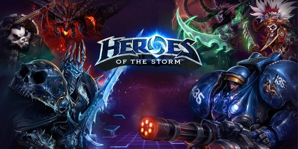 Heroes Of The Storm – Gameplay avec Kael'Thas !