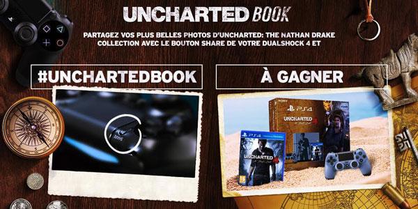 #UnchartedBook
