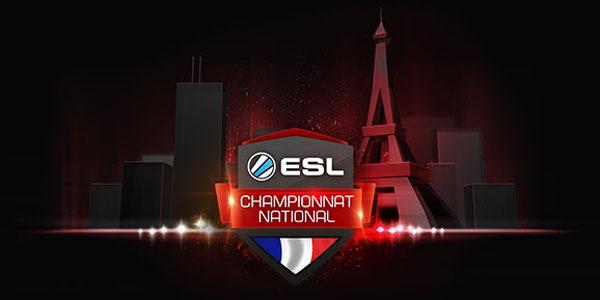 Le planning du Championnat de France de l'esports dévoilé !