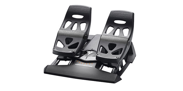 TFRP Rudder Pedals