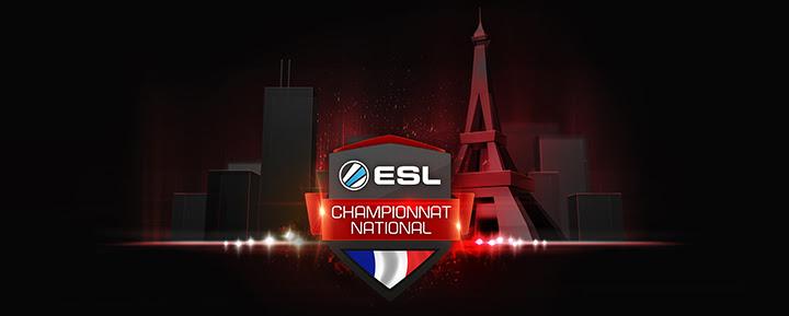 ESL – Vivez les finales du championnat de france à Poitiers !