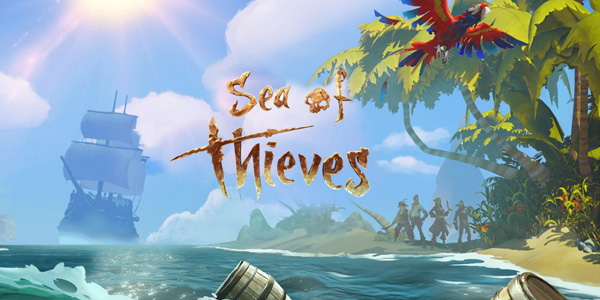 Kilira joue à Sea of thieves !