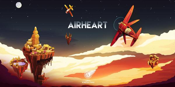 Airheart sera disponible sur PC et PS4 dès le 24 juillet !