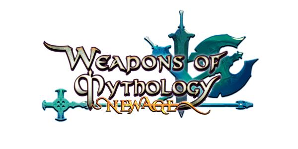 Weapons Of Mithology logo