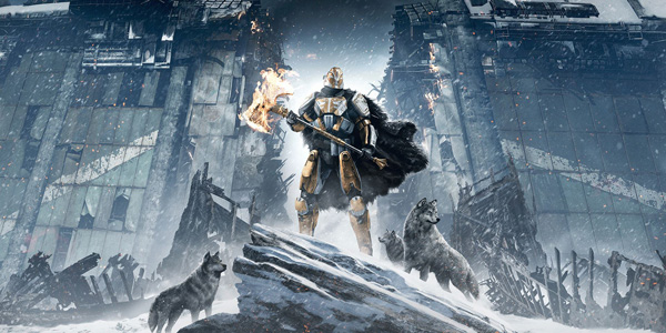 Destiny : Rise of Iron – Easter Egg : un passereau Balai ?!