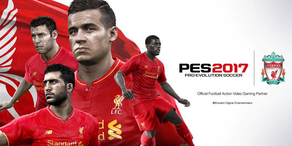 PES 2017 Liverpool FC