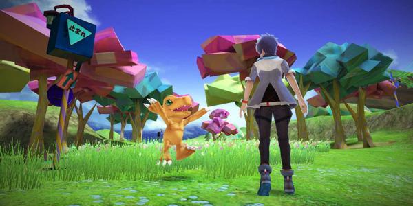 Digimon World : Next Order - Digimon World Next Order