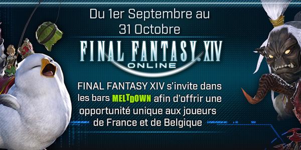 Final Fantasy XIV Meltdown