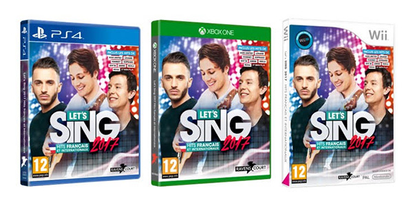 Let's Sing 2017 : Hits Français et Internationaux – Désormais disponible !
