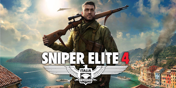 Du gameplay pour Sniper Elite 4 !