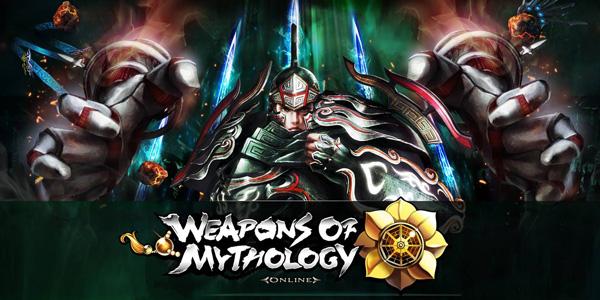 Weapons of Mythology