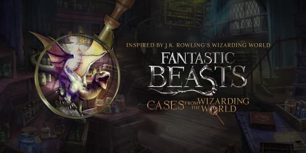 Warner Bros annonce Fantastic Beasts : Enquêtes dans le Monde des Sorciers !