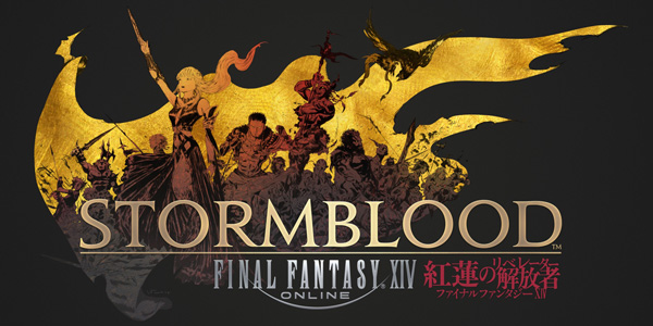 Final Fantasy XIV : StormBlood - Final Fantasy XIV: StormBlood