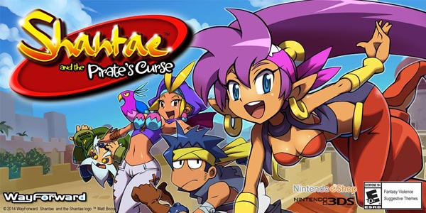 Shantae: Half Genie Hero Ultimate Edition est disponible sur Switch et PS4 !